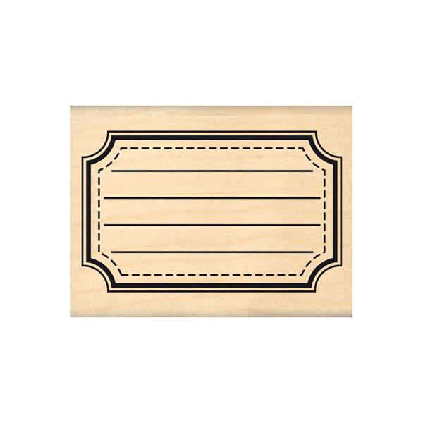 Exceptionnel Grande étiquette école Florilèges Design AZ96