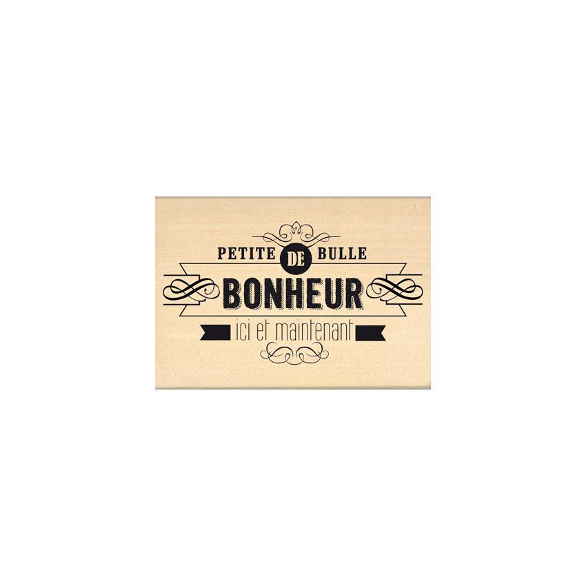 BULLE DE BONHEUR