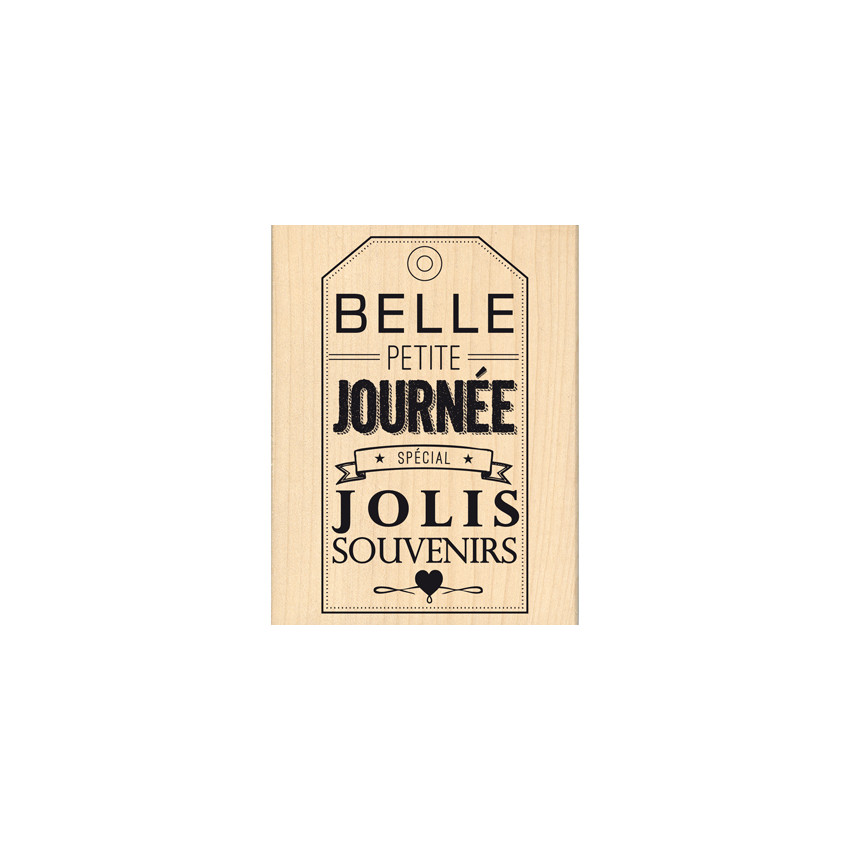 BELLE PETITE JOURNEE