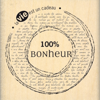 100% bonheur
