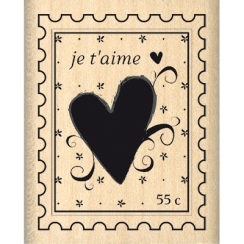 TIMBRE D'AMOUR