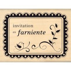 INVITATION AU FARNIENTE