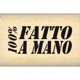 Tampon bois italien 100% FATTO A MANO par Florilèges Design. Scrapbooking et loisirs créatifs. Livraison rapide et cadeau dan...