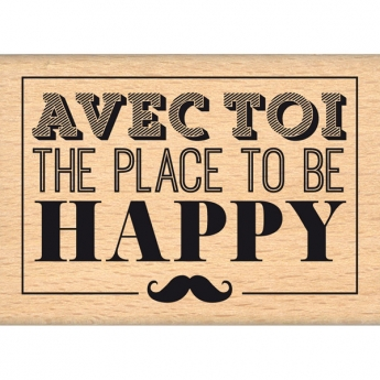 PLACE TO BE HAPPY