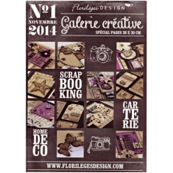 Galerie Créative n°1 par Florilèges Design. Scrapbooking et loisirs créatifs. Livraison rapide et cadeau dans chaque commande.