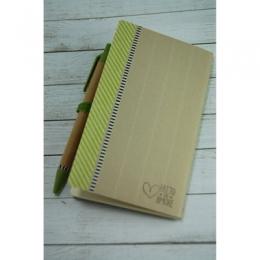 Tampon bois italien CUORE FATTO CON AMORE par Florilèges Design. Scrapbooking et loisirs créatifs. Livraison rapide et cadeau...