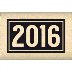 Tampon bois 2016