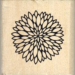 Tampon bois JOLIE MINI FLEUR par Florilèges Design. Scrapbooking et loisirs créatifs. Livraison rapide et cadeau dans chaque ...