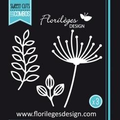Outils de découpe NATURE FINE - capsule avril par Florilèges Design. Scrapbooking et loisirs créatifs. Livraison rapide et ca...