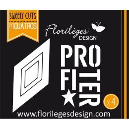 Outils de découpe PROFITER par Florilèges Design. Scrapbooking et loisirs créatifs. Livraison rapide et cadeau dans chaque co...