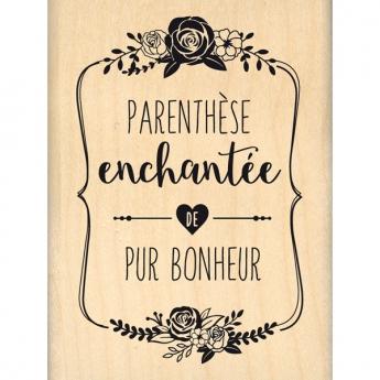 PARENTHÈSE ENCHANTÉE