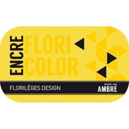 Encre AMBRE par Florilèges Design. Scrapbooking et loisirs créatifs. Livraison rapide et cadeau dans chaque commande.
