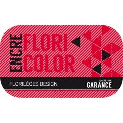 Encre GARANCE par Florilèges Design. Scrapbooking et loisirs créatifs. Livraison rapide et cadeau dans chaque commande.