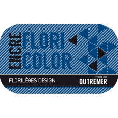 Encre OUTREMER par Florilèges Design. Scrapbooking et loisirs créatifs. Livraison rapide et cadeau dans chaque commande.