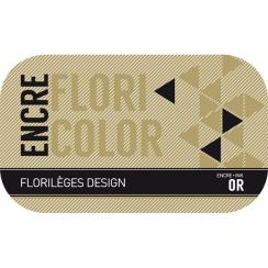 Encre OR par Florilèges Design. Scrapbooking et loisirs créatifs. Livraison rapide et cadeau dans chaque commande.