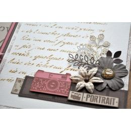Outils de découpe NATURE PRINTANIERE par Florilèges Design. Scrapbooking et loisirs créatifs. Livraison rapide et cadeau dans...