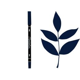 Feutre encreur Floricolor BLEU DE PRUSSE par Florilèges Design. Scrapbooking et loisirs créatifs. Livraison rapide et cadeau ...