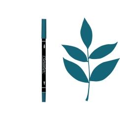 Feutre encreur Floricolor DENIM par Florilèges Design. Scrapbooking et loisirs créatifs. Livraison rapide et cadeau dans chaq...