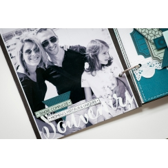 Parfait pour créer : Pochoir BONHEUR ET INSTANT par Florilèges Design. Livraison rapide et cadeau dans chaque commande.