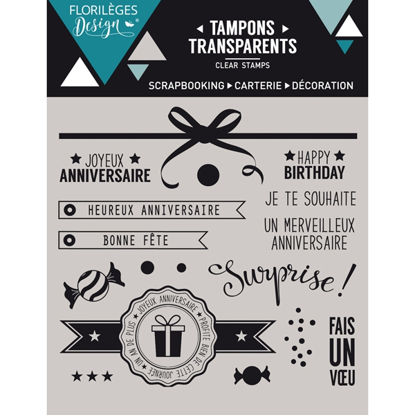 Tampons clear SURPRISE !x5