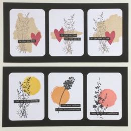 Tampon bois CERCLE DE FOND par Florilèges Design. Scrapbooking et loisirs créatifs. Livraison rapide et cadeau dans chaque co...