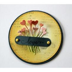 Tampons clear BOUTS DE VIE par Florilèges Design. Scrapbooking et loisirs créatifs. Livraison rapide et cadeau dans chaque co...