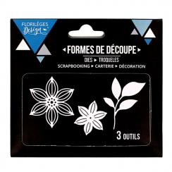 Outils de découpe FLEURS SUBLIMES 1 par Florilèges Design. Scrapbooking et loisirs créatifs. Livraison rapide et cadeau dans ...