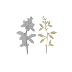 Outils de découpe ÉCLOSION DE FLEURS par Florilèges Design. Scrapbooking et loisirs créatifs. Livraison rapide et cadeau dans...