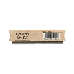 Tampon bois espagnol COLECCIÓN DE RECUERDOS par Florilèges Design. Scrapbooking et loisirs créatifs. Livraison rapide et cade...