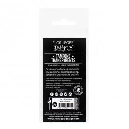 PROMO de -99.99% sur Tampons clears MINI PALABRAS 2 Florilèges Design