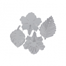 Outils de découpe SOUS LES TROPIQUES  par Florilèges Design. Scrapbooking et loisirs créatifs. Livraison rapide et cadeau dan...