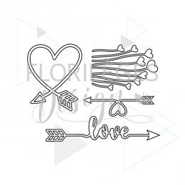 Outils de découpe DIRECTION LOVE