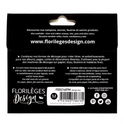 PROMO de -99.99% sur Outil de découpe ATTRAPE RÊVE Florilèges Design