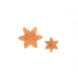 Fleurs Clémentine par Florilèges Design. Scrapbooking et loisirs créatifs. Livraison rapide et cadeau dans chaque commande.