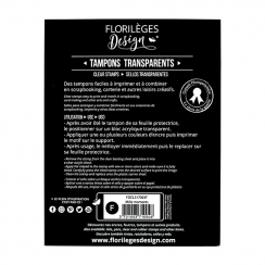 PROMO de -50% sur Tampon clear MILLE MOMENTS Florilèges Design