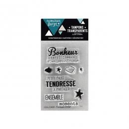 Tampons clear mini BONHEUR TENDRESSE