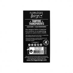 Tampons clear mini PORTRAIT SPÉCIAL