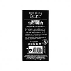 Tampons clear mini PHOTOS ORIGINALES