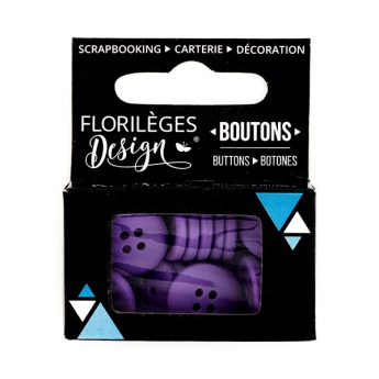 Boutons Myrtille X3