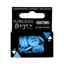 PROMO de -99.99% sur Boutons Céleste Florilèges Design