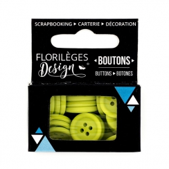 PROMO de -99.99% sur Boutons Céleri Florilèges Design