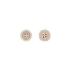 PROMO de -99.99% sur Boutons Fil de lin Florilèges Design