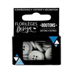 PROMO de -99.99% sur Boutons Perle Florilèges Design