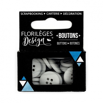 Boutons Perle X3