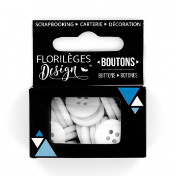 Boutons Edelweiss X3