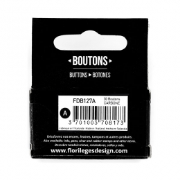 Boutons Carbone