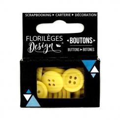 PROMO de -99.99% sur Boutons Brin de paille Florilèges Design