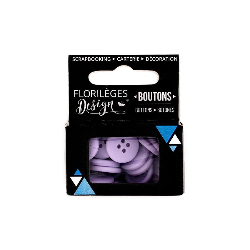 PROMO de -60% sur Boutons Campanule Florilèges Design