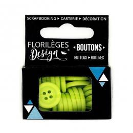 PROMO de -99.99% sur Boutons Aloe vera Florilèges Design