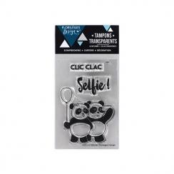 Tampon clear SELFIE PANDAS